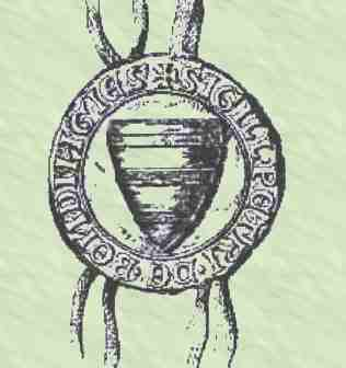 Seal of Peter de Bending b1190